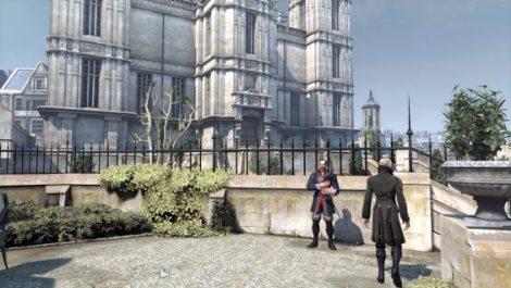 dishonored-4k 4K'da Oyunların Görünümü
