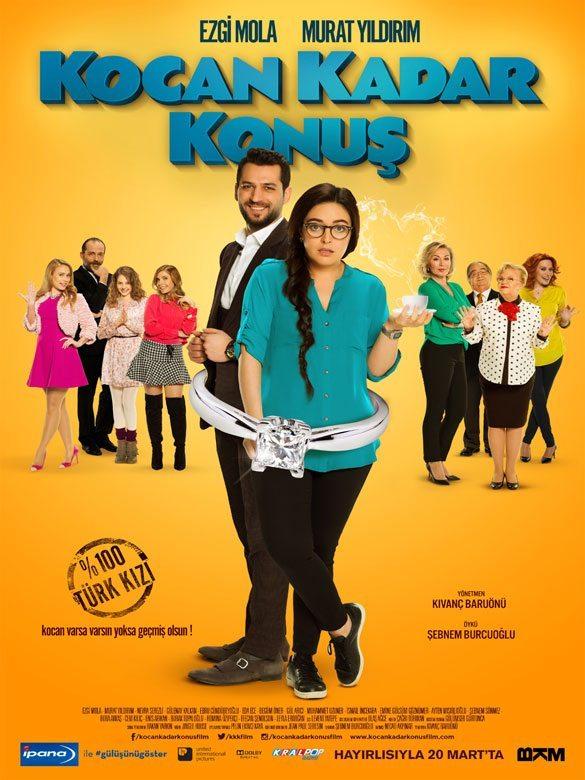 kocan-kadar-konus Türkiye'de, 2015 Yılının En Çok İzlenen Filmleri