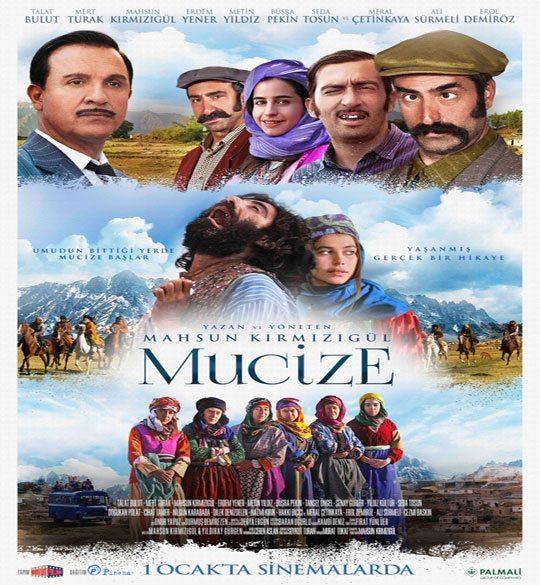 mucize-filmi-en-cok-izlenen-yerli-filmi Türkiye'de, 2015 Yılının En Çok İzlenen Filmleri