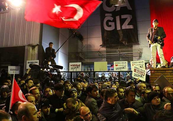 28-Ekim-–-Bugün-TV-ve-Kanaltürk-Yayınları-Kesildi 2015'te Türkiye'de Yaşanan Olaylar