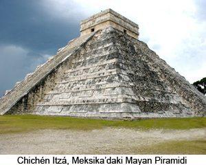 mayan Mısır Piramitlerinin Sırrı Nedir?