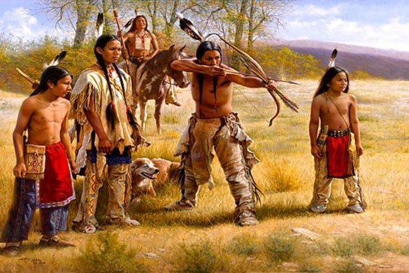 Kızıldereliler-ile-Altaylar-akraba Sonuç Kesinleşti: Kızılderililer ile Altaylar Akraba!