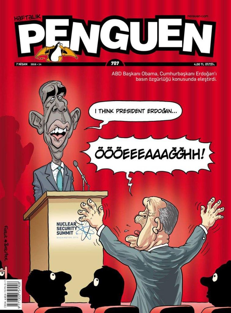 penguen-7-nisan-kapagi Penguen'den 'ÖÖÖEEEAAAĞĞHH' kapağı!