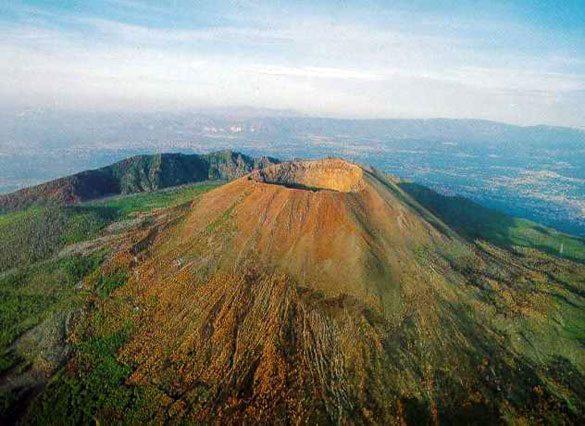 vezuv_yanardagi Dünyadaki En Ünlü Volkanlar
