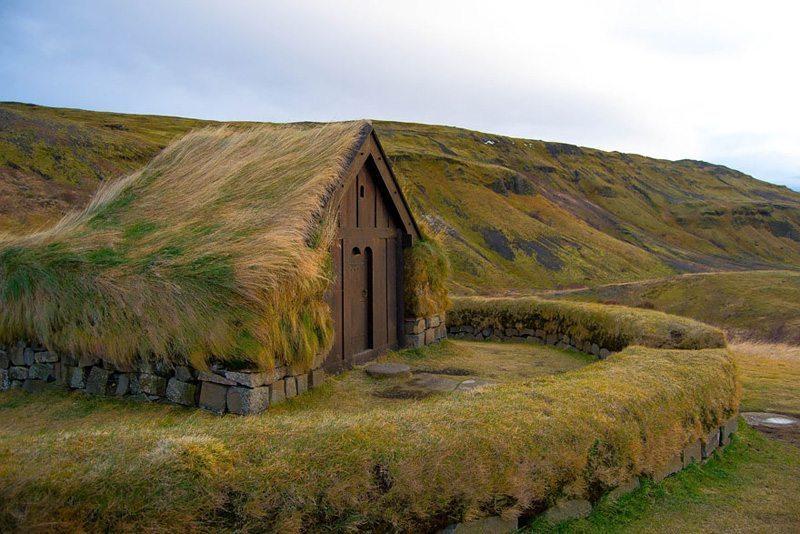 Renndølsetra,-Norveç Çatısında Doğa Barındıran Evlerin Diyarı!