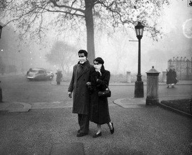dunyanin-en-garip-olaylari-1952-kirli-hava Dünya Tarihinin En Garip Doğal Felaketleri