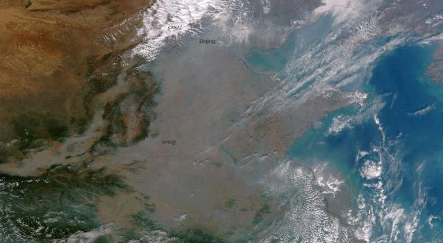 cin-hava-kirliligi Dünya Ve Uzay Hakkında İlginç Gerçekler