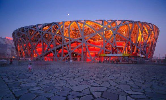 Dünya'daki En İlginç 25 Mimari