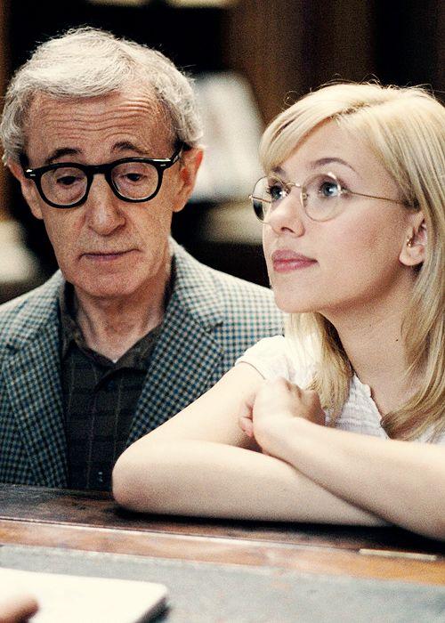 woody-allen-scarlet-jhonsson Sinema Tarihinin Fenomeni Woody Allen Hakkında Bilmeniz Gereken 25 Şey