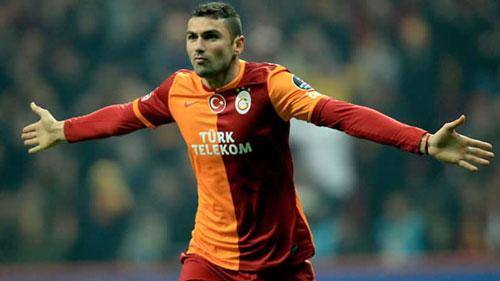 burak-yilmaz Şampiyonlar Ligi'nde En Çok Gol Atan Türk Futbolcular!