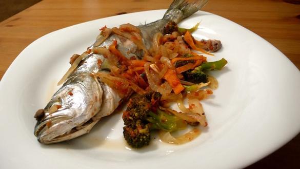 lufer Ekim Ayında Hangi Balık Çeşidini Yemeliyiz!