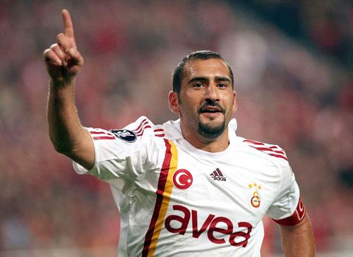 umit-karan Şampiyonlar Ligi'nde En Çok Gol Atan Türk Futbolcular!