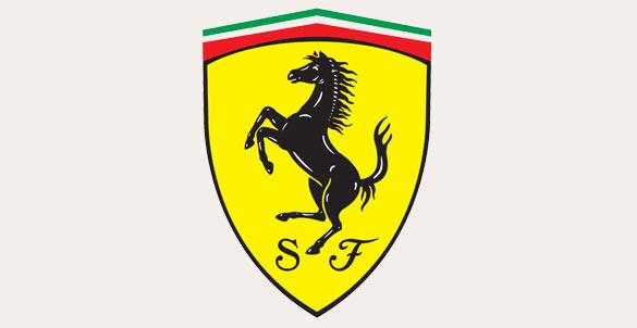 logo-ferrari Dünyaca Ünlü Markaların Sırları !