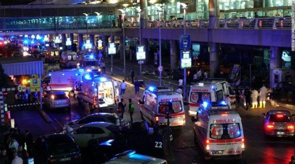 2016 Yılında Yaşanan Terör Olayları