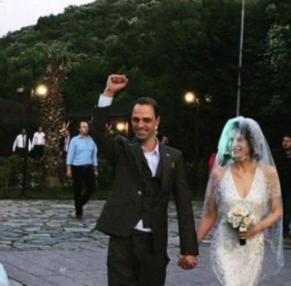 EBRU ÖZKAN - ERTAN SABAN 2016 Yılında Evlenen Ünlüler