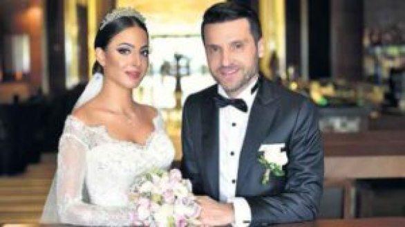BURCU KARTAL - SİNAN ÖZEN 2016 Yılında Evlenen Ünlüler