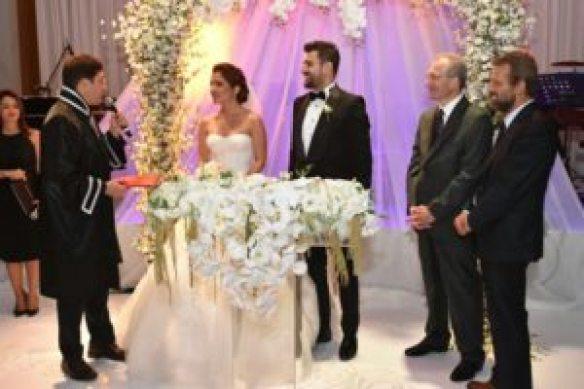 AYLİN ÖZER - GÖKHAN TEPE 2016 Yılında Evlenen Ünlüler