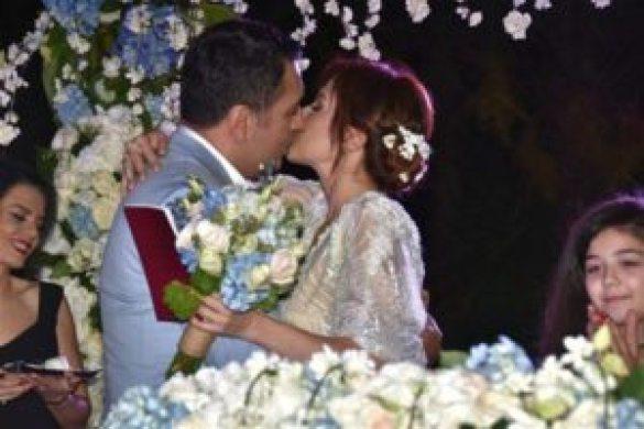 SİNEM ÖZTÜRK-MUSTAFA USLU 2016 Yılında Evlenen Ünlüler