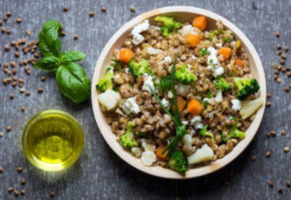 Sebzeli Karabuğday Pilavı Tarifi