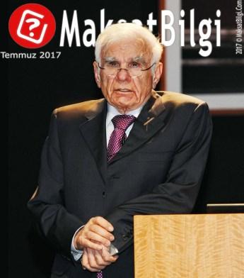 MaksatBilgi 2017 Temmuz Kapağı - Gazi Yaşargil