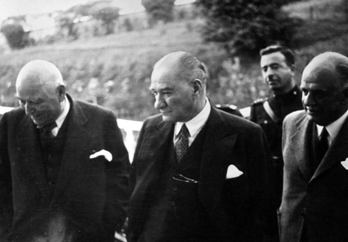 Mustafa Kemal Atatürk'ün 15 Yılda Kurduğu Fabrikalar
