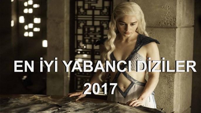 IMDb Puanına Göre 2017 Yılının En İyi 24 Yabancı Dizisi