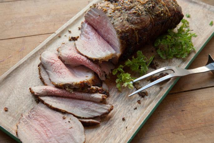 Kekikli Roast Beef Tarfileri