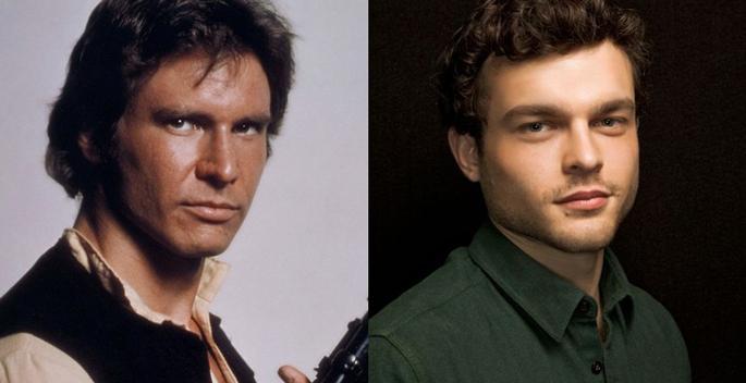 Bir Star Wars Hikayesi Daha ; Han Solo: A Star Wars Story