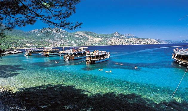 Türkiye'de Keşfedilmeyi Bekleyen 9 Cennet Koy