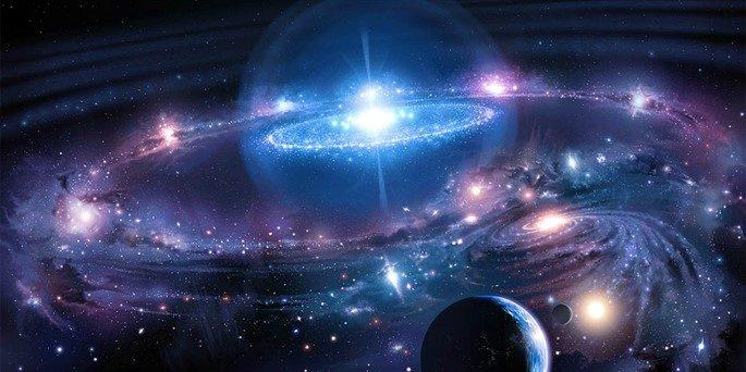 Genişleyen Evren Ve Büyük Patlama