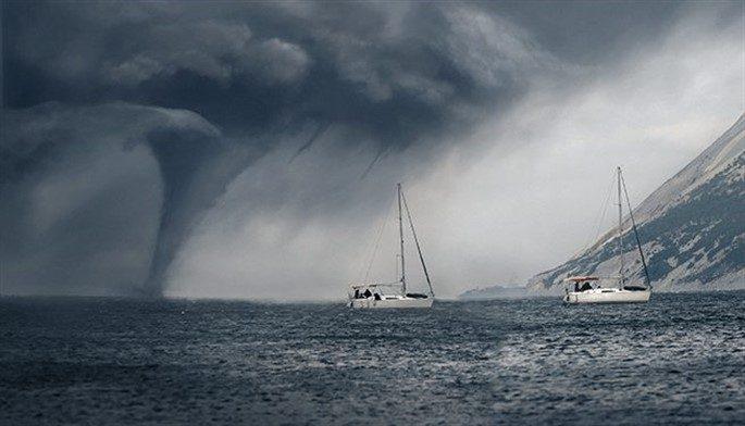 Kasırga Nedir, Nasıl Oluşur?