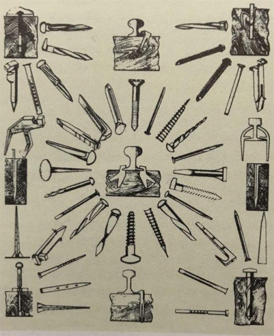 Aletler, Çiviler Ve Vidaların Yapısal Özellikleri Nelerdir?
