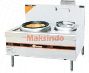 Spesifikasi dan Harga Mesin Gas Kwali Range