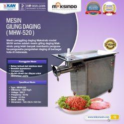 Mesin Giling Daging MHW-502