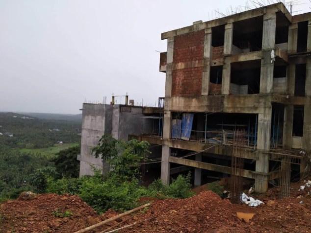 Construction Status August 2018 17