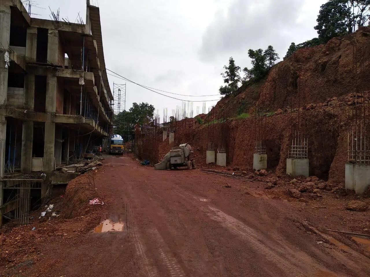 Construction Status August 2018 18