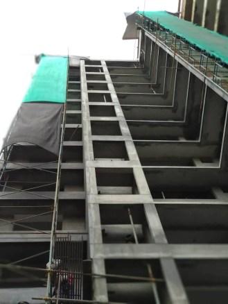 Construction Status August 2018 5