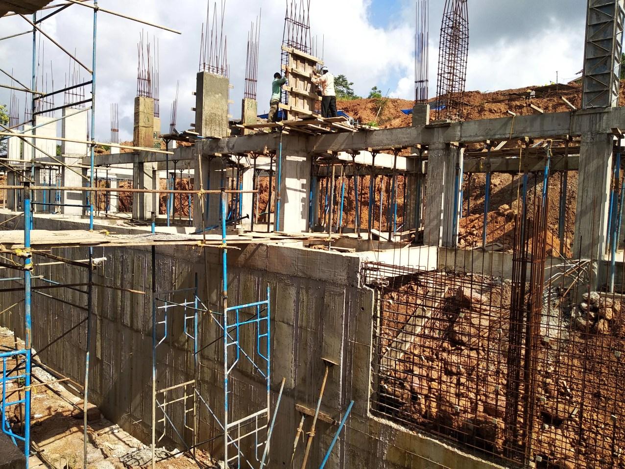 Construction Status September 2018 12