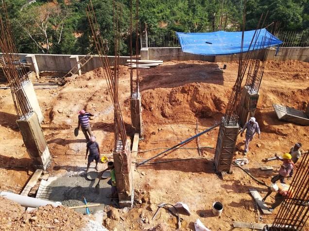 Construction Status September 2018 9