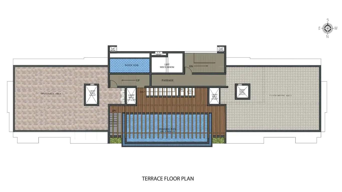 08-Terrace floor
