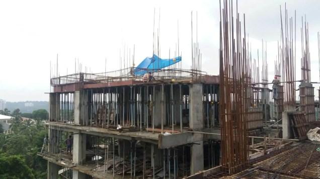 Construction Status-1 August 2018