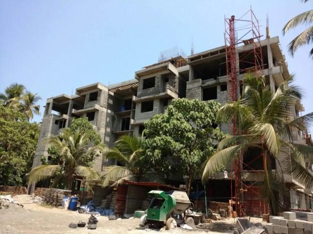 Project Progression - Turmeric Park Calicut