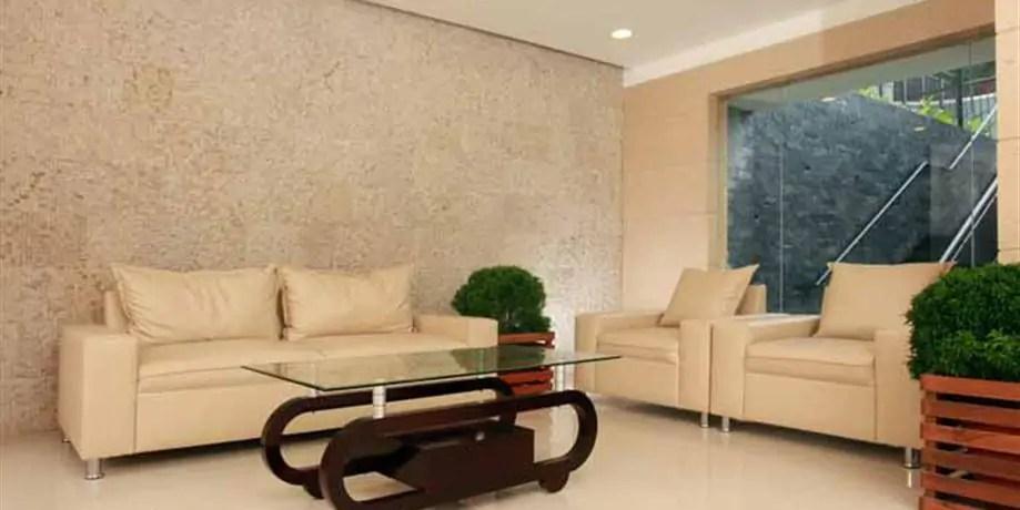 Living room - Palm Royale Calicut