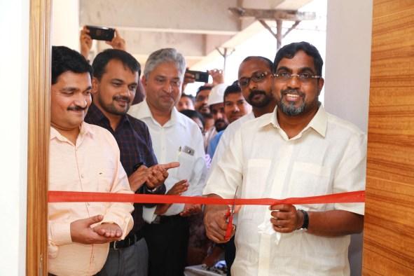 Orchid Park Sample Flat Inauguration - Malabar Developers