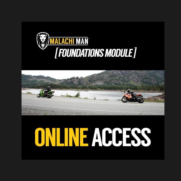 Foundations Module - Online Access