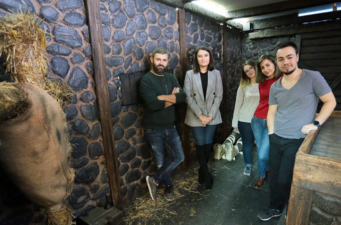 escape room Game of Thrones