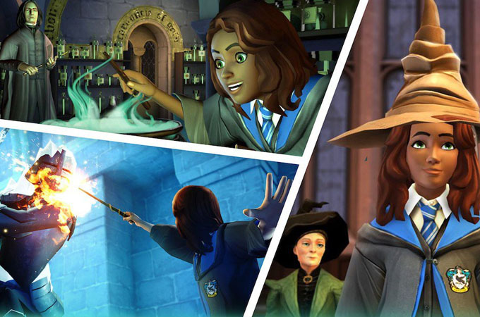 Harry Potter and the Hogwarts Mystery