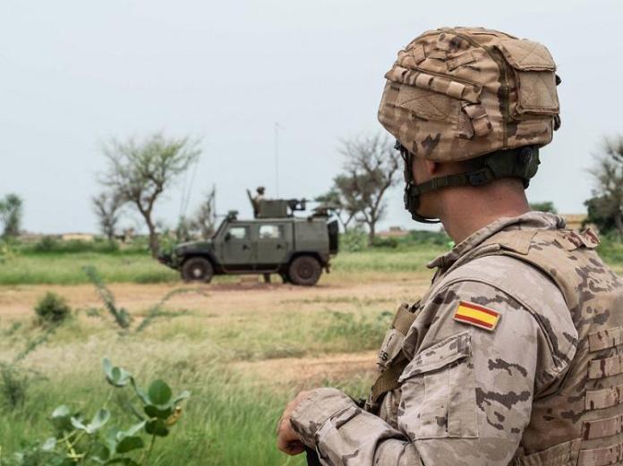 Militares Mali