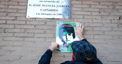 4-D: El último día de García Caparrós