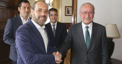 Ciudadanos da por liquidado el pacto con el Ayuntamiento de Málaga